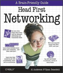 Head First Networking (Head First Series)