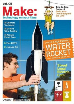 Make: Technology on Your Time, Volume 5