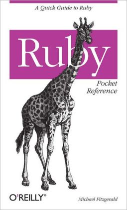 Ruby Pocket Reference