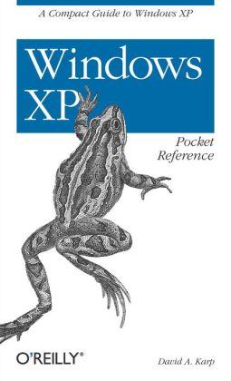 Windows XP Pocket Reference