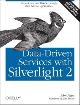 Data-Driven Services with Silverlight 2