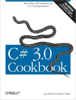 C# 3.0 Cookbook