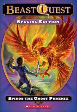 Spiros: The Ghost Phoenix (Turtleback School & Library Binding Edition)