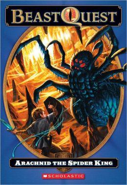 Arachnid: The Spider King (Turtleback School & Library Binding Edition)