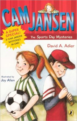 Cam Jansen and the Sports Day Mysteries: A Super Special (Turtleback School & Library Binding Edition)