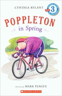 Poppleton in Spring (Turtleback School & Library Binding Edition)