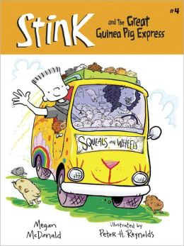 Stink and the Great Guinea Pig Express (Turtleback School & Library Binding Edition)