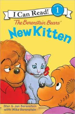 The Berenstain Bears' New Kitten (Turtleback School & Library Binding Edition)