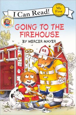 Going to the Firehouse (Turtleback School & Library Binding Edition)