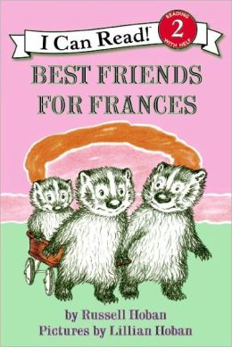 Best Friends For Frances (I Can Read! Level 2 Series) (Turtleback School & Library Binding Edition)