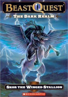 Skor: The Winged Stallion (Turtleback School & Library Binding Edition)