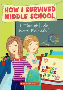 I Thought We Were Friends! (Turtleback School & Library Binding Edition)