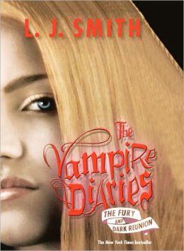 The Vampire Diaries #3-4: The Fury and Dark Reunion (Turtleback School & Library Binding Edition)