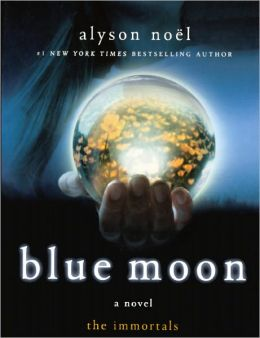 Blue Moon (Immortals Series #2) (Turtleback School & Library Binding Edition)