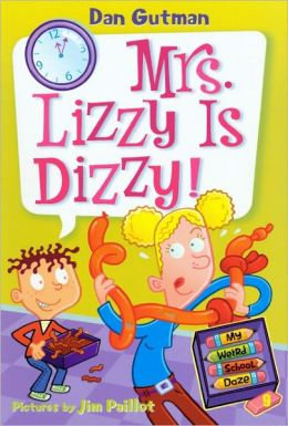 Mrs. Lizzy Is Dizzy! (Turtleback School & Library Binding Edition)