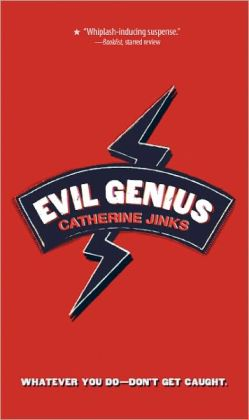Evil Genius (Evil Genius Trilogy Series #1)