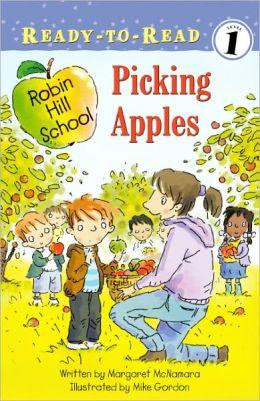 Picking Apples (Turtleback School & Library Binding Edition)