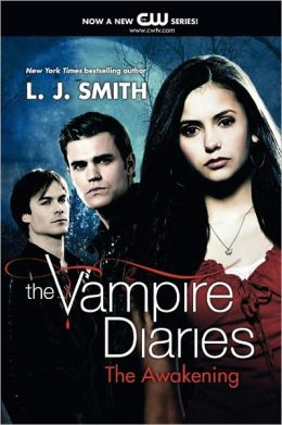 The Awakening (Vampire Diaries Series #1) (Turtleback School & Library Binding Edition)