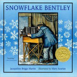Snowflake Bentley (Turtleback School & Library Binding Edition)