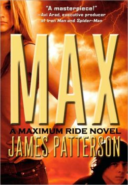 MAX (Maximum Ride Series #5) (Turtleback School & Library Binding Edition)