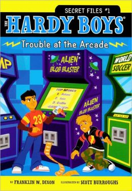 Trouble at the Arcade (Turtleback School & Library Binding Edition)