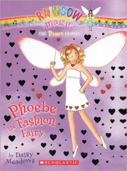 Phoebe the Fashion Fairy (Turtleback School & Library Binding Edition)