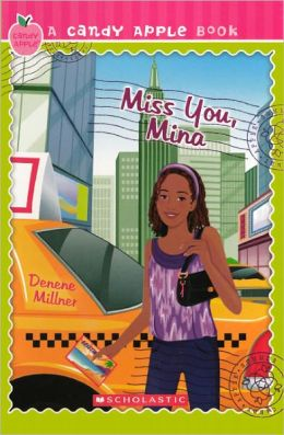 Miss You, Mina (Turtleback School & Library Binding Edition)
