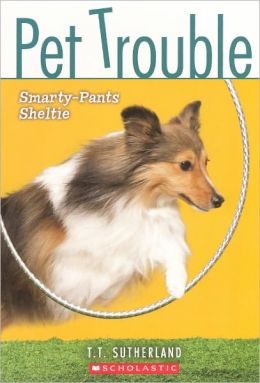Smarty-Pants Sheltie (Turtleback School & Library Binding Edition)