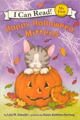 Happy Halloween, Mittens (Turtleback School & Library Binding Edition)