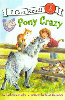 Pony Crazy (Turtleback School & Library Binding Edition)