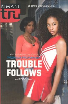 Trouble Follows (Turtleback School & Library Binding Edition)