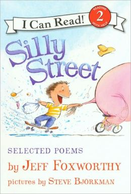 Silly Street: Selected Poems (Turtleback School & Library Binding Edition)