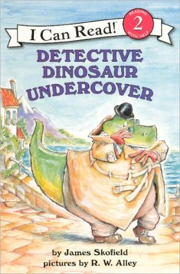 Detective Dinosaur Undercover (Turtleback School & Library Binding Edition)