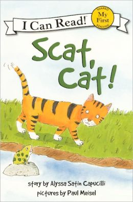Scat, Cat! (Turtleback School & Library Binding Edition)