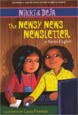 The Newsy News Newsletter (Turtleback School & Library Binding Edition)