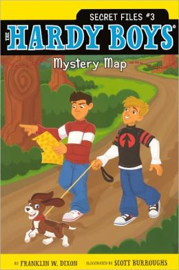 Mystery Map (Turtleback School & Library Binding Edition)