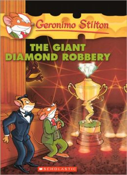 The Giant Diamond Robbery (Turtleback School & Library Binding Edition)