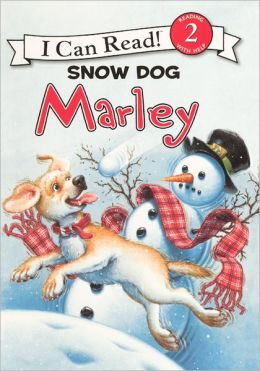 Snow Dog Marley (Turtleback School & Library Binding Edition)