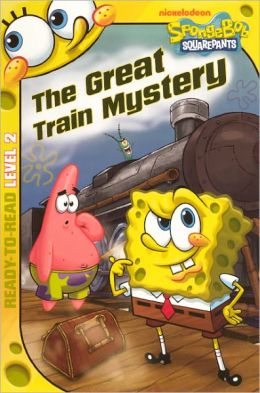 The Great Train Mystery (Turtleback School & Library Binding Edition)