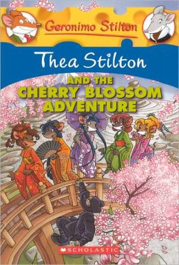 Thea Stilton and the Cherry Blossom Adventure (Turtleback School & Library Binding Edition)