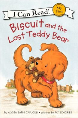Biscuit and the Lost Teddy Bear (Turtleback School & Library Binding Edition)