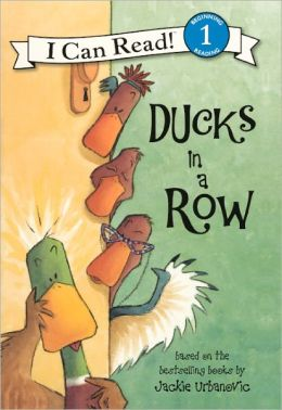 Ducks In A Row (Turtleback School & Library Binding Edition)