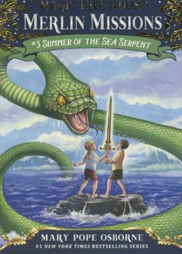 Summer Of The Sea Serpent (Turtleback School & Library Binding Edition)