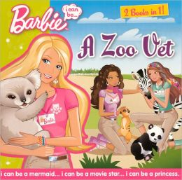 I Can Be a Zoo Vet/I Can Be a Cheerleader (Turtleback School & Library Binding Edition)
