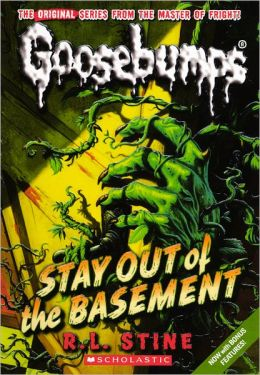 stay out of the basement turtleback school library