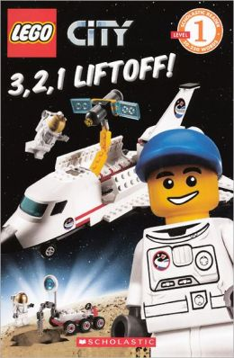 3, 2, 1, Liftoff! (Turtleback School & Library Binding Edition)