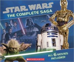 Star Wars: The Complete Saga (Turtleback School & Library Binding Edition)