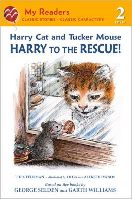 Harry to the Rescue! (Harry Cat and Tucker Mouse Series) (Turtleback School & Library Binding Edition)