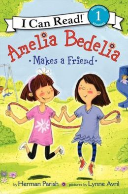 Amelia Bedelia Makes a Friend (Turtleback School & Library Binding Edition)