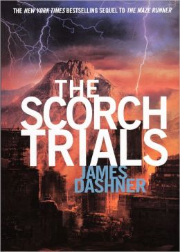 The Scorch Trials (Turtleback School & Library Binding Edition)